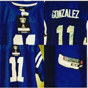 Anthony Gonzalez Indianapolis Colts Football Jerse